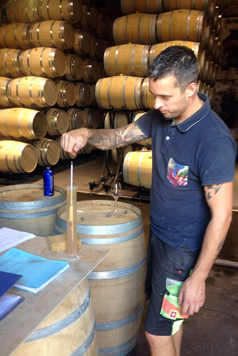 Grand Cru Experience 24 hours with winemaker