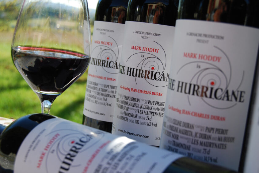 Grand Cru Experience - The Hurricane wine